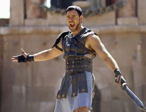 Creștinii și luptele din arene